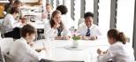 Council launches free school meals pilot scheme